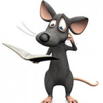 ch kenne eine kleine Ratte, die liegt in einer Hängematte, liegt auf dem Bett, sitzt auf dem Stuhl und liest und liest und liest, ganz cool. Heißt Tim, gehört – zum Stolz der Paten – zu dem Verein der Leseratten.